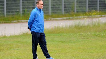 Tomasz Bekas, trener Warty Poznań