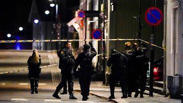 Atak w Kongsbergu