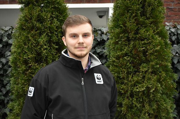 Grzegorz Borowski, specjalista ds. projektów zagranicznych w WWF Polska (fot: WWF Mongolia)