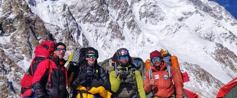 """Gorzkowska była świadkiem śmierci Hiszpana na K2. """"Nie miał szans"""""""