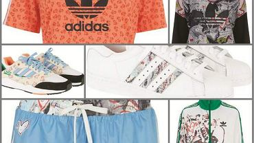 HIT: adidas Originals współpracuje z Topshop