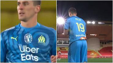 Arkadiusz Milik zadebiutował w Olympique Marsylia