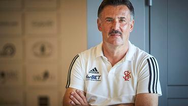 Wojciech Stawowy, trener ŁKS