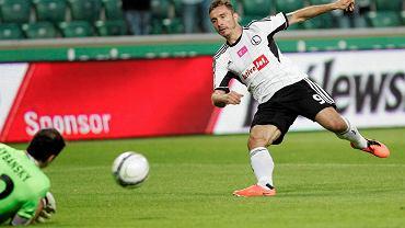 Marek Saganowski (Legia Warszawa)