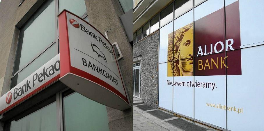 Banki Pekao SA i Alior analizują możliwości współpracy