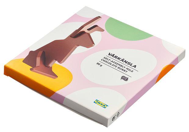 IKEA wprowadza do swojej oferty niezwykłe wielkanocne słodycze.
