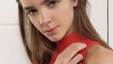 Paulina Frankowska, 18-letnia polska modelka