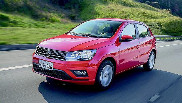 Volkswagen Gol to ulubieniec Brazylijczyków, ale niedawno musiał ustąpić miejsca Oniksowi.