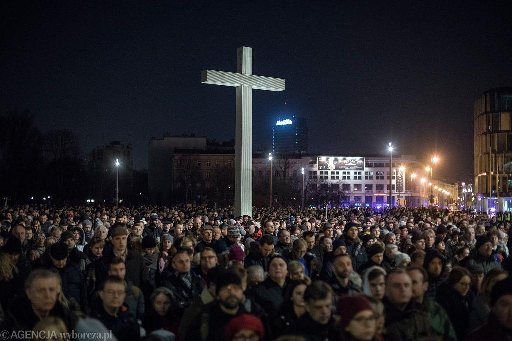 Centralna Droga Krzyżowa w Warszawie (2018)