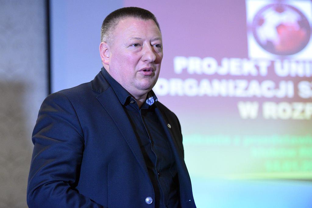 Marek Śledź nie będzie już dyrektorem sportowym Radomiaka