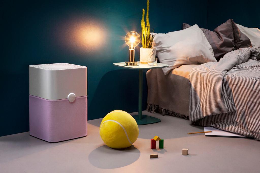 Oczyszczacz powietrza Blueair Bedroom LR.