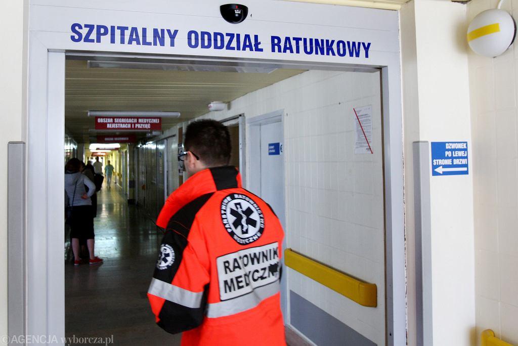 Kontrola NIK wykazała, że na niektórych SOR-ach lekarze pracują nawet po 96 godzin bez przerwy