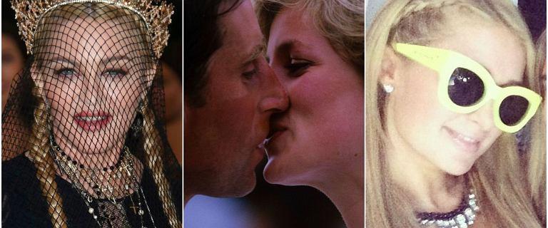 Madonna, księżna Diana, Paris Hilton. Co je łączy? Bez nich świat wyglądałby inaczej