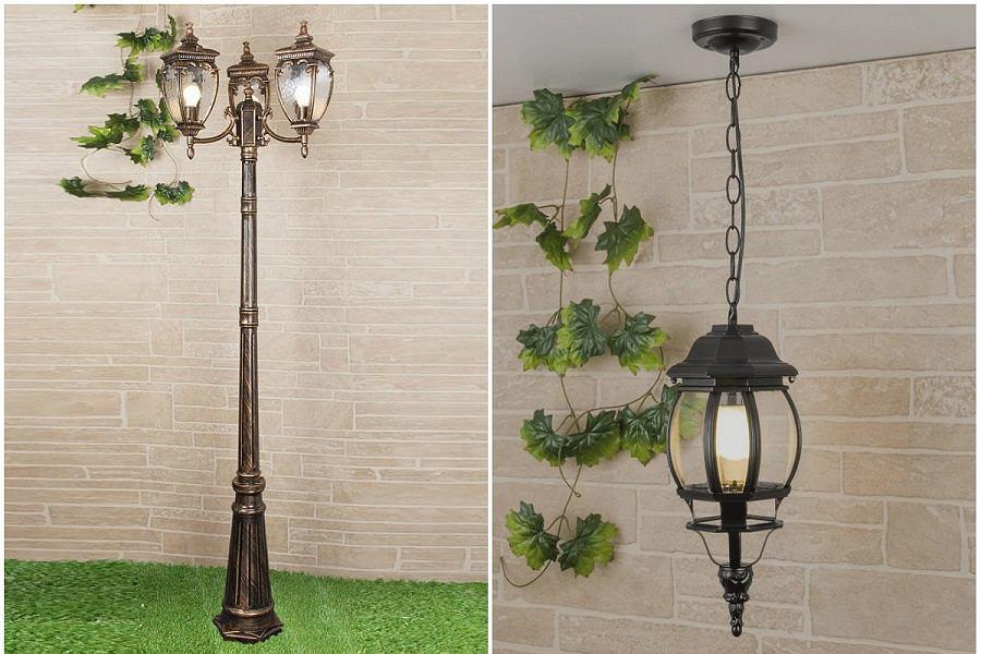 Najmodniejsze lampy do ogrodu.