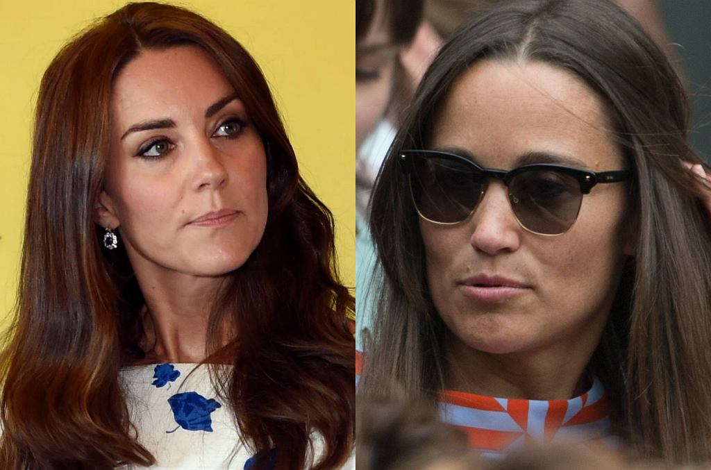 Księżna Kate, Pippa Middleton