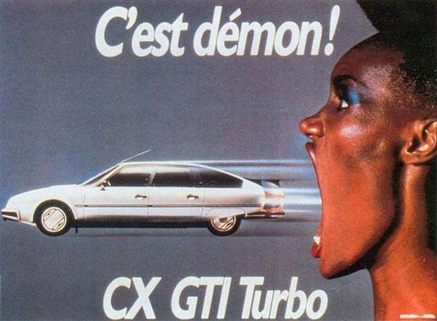 Citroen CX GTI