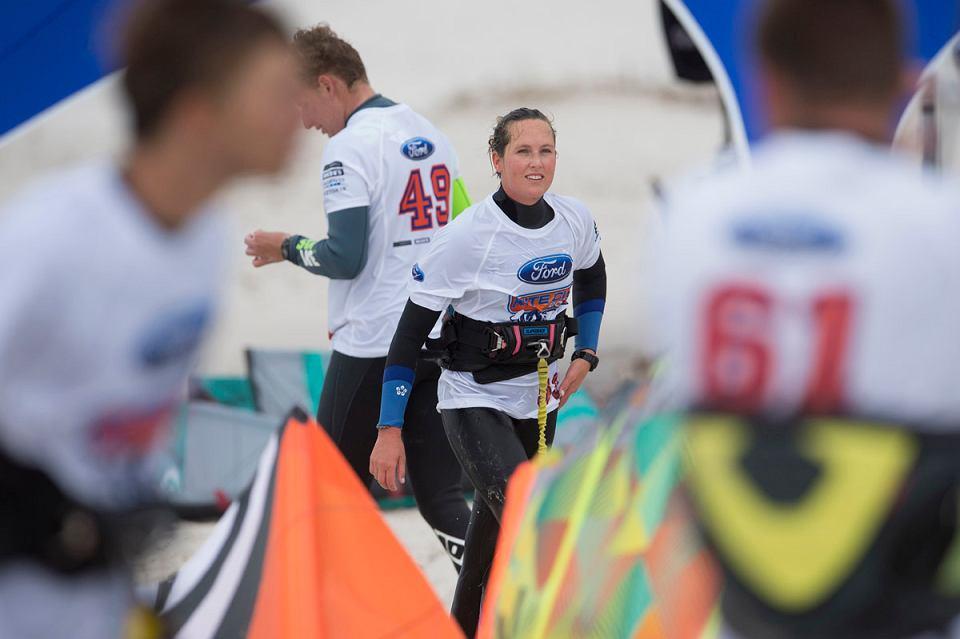 Zdjęcie numer 3 w galerii - Mistrzostwa Polski i finał zawodów o Puchar Polski w kitesurfingu Ford Kite Cup 2015!