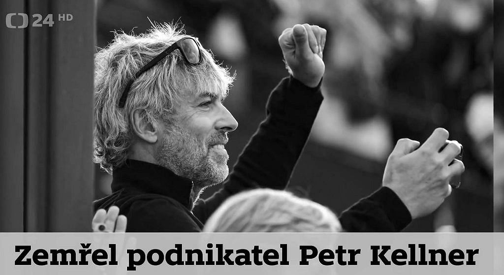 Petr Kellner nie żyje