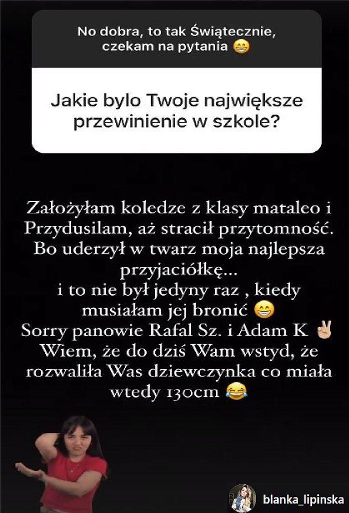instagram.com/blanka_lipinska