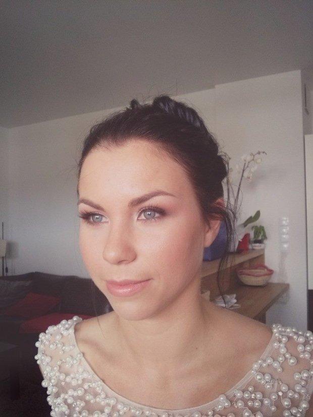 Marta Rogowska stylizacja brwi
