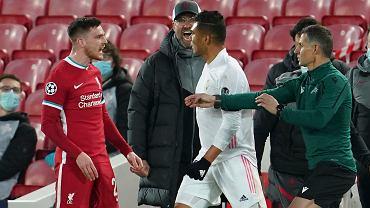 Brytyjskie media rozczarowane postawą Liverpoolu.