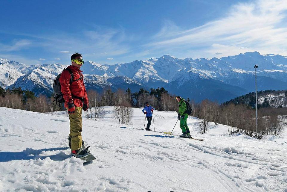 Zdjęcie numer 3 w galerii - Modne kierunki narciarskie. Teraz tam się jeździ