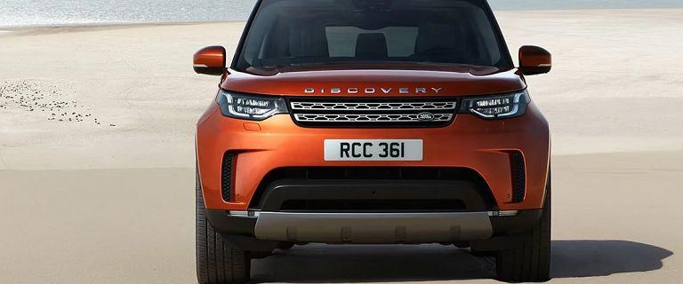 Terenowo czy luksusowo? Land Rover Discovery vs. Volkswagen Touarega