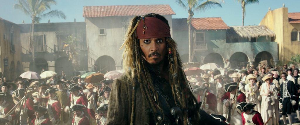 'Piraci z Karaibów: Zemsta Salazara' - kadr