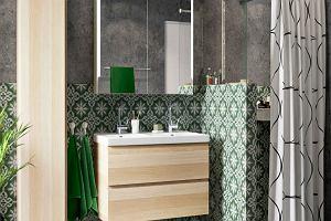 Łazienka w 3 wariantach kolorystycznych!
