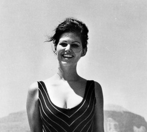 Claudia Cardinale, early 1960s