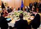Nocne rozmowy Unii o bankrutującej Grecji