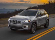 Jeep Cherokee - cennik 2019. Do polskiej oferty dołącza mocny silnik benzynowy