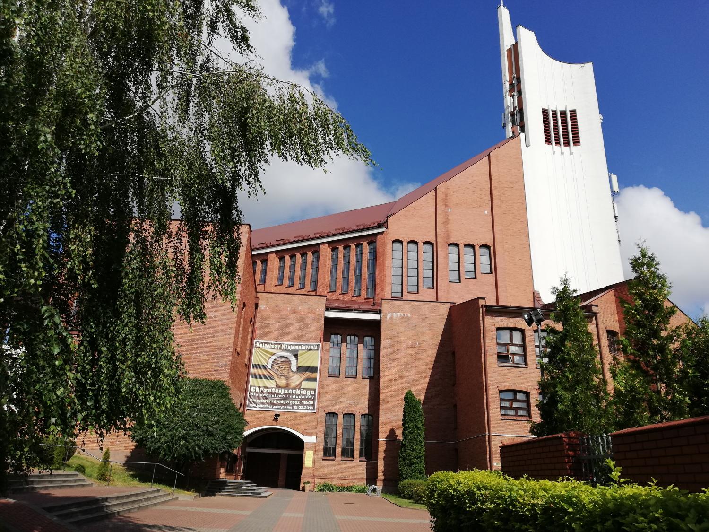 Kościół św. Jadwigi (fot. Bartosz Józefiak)