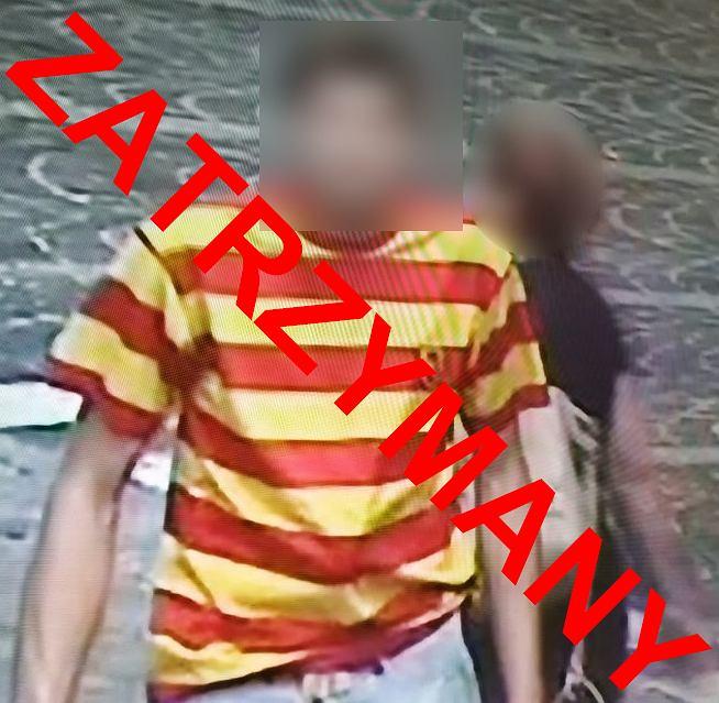 Policjanci zatrzymali 24-latka podejrzewanego o pobicie nastolatka na Marszu Równości.