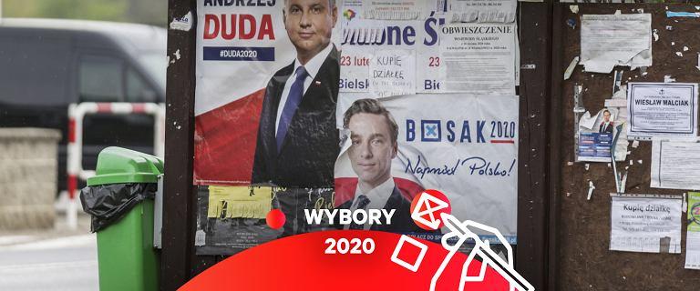 Wybory 2020. Duda z minimalną przewagą nad Trzaskowskim [SONDAŻ]
