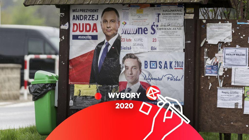 Andrzej Duda, Krzysztof Bosak