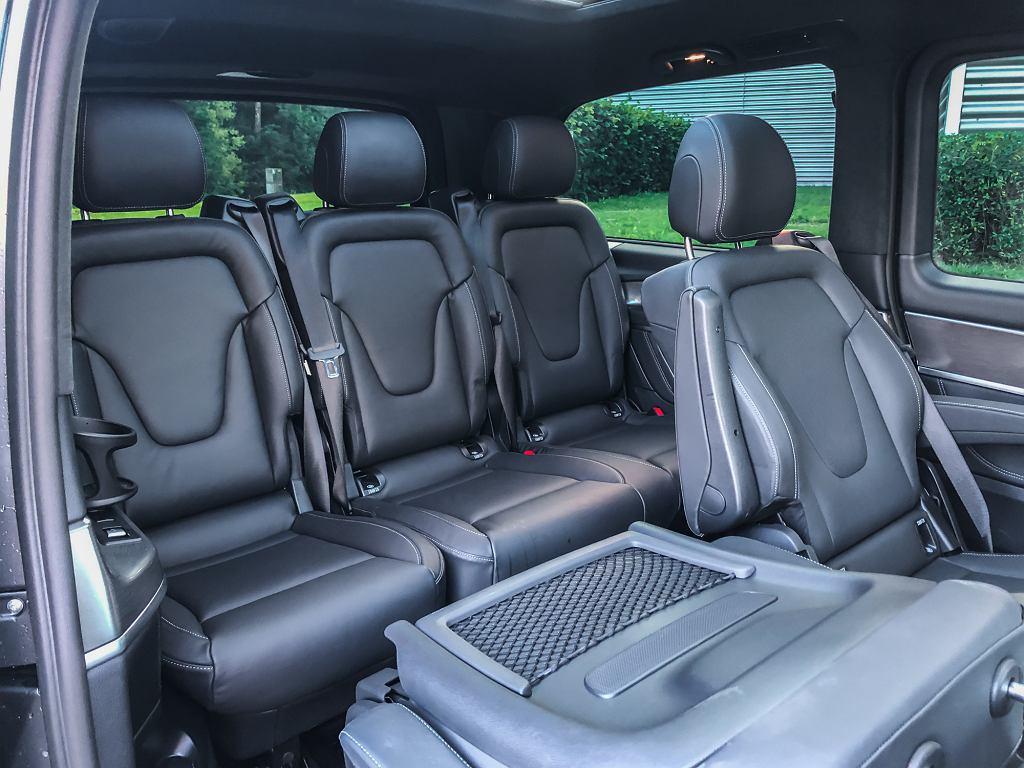 Mercedes Klasy V V300d Exclusive