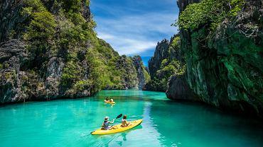 Palawan najpiękniejszą wyspą świata