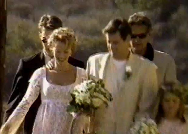 Jim Carrey, Jane Carrey, Melissa Womer