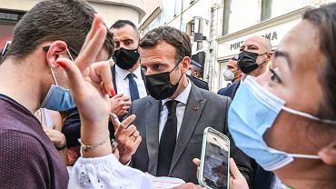 Francja. Mężczyzna, który spoliczkował prezydenta Emmanuela Macrona trafi do więzienia