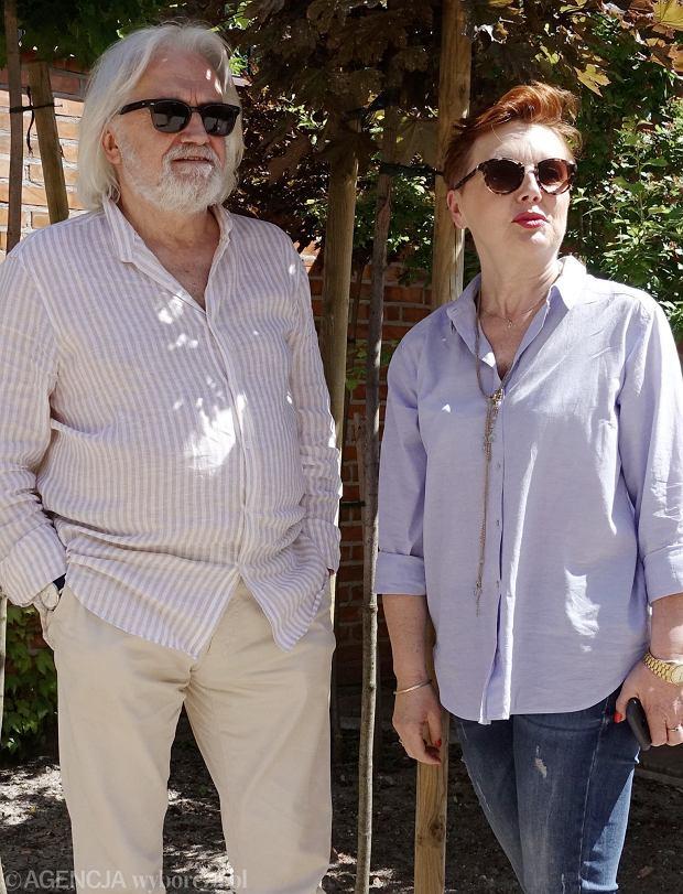 Beata i Mieczysław Kamińscy