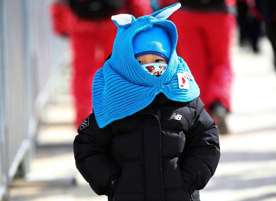 Pyeongchang Olympics Weather