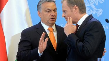 Premier Węgier Viktor Orban z wizytą w Polsce