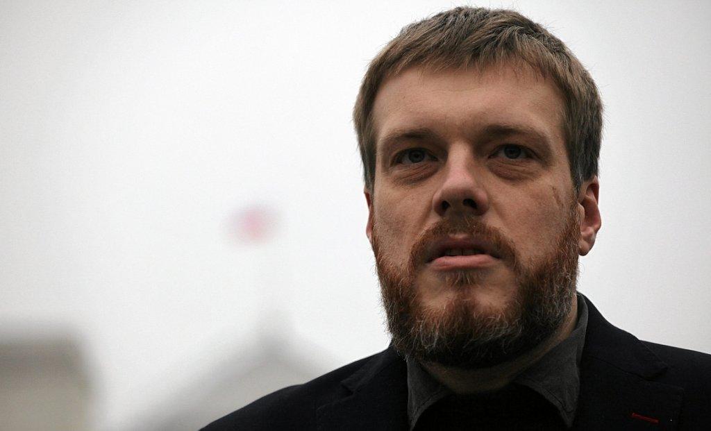 Adrian Zandberg (fot. Sławomir Kamiński/AG)