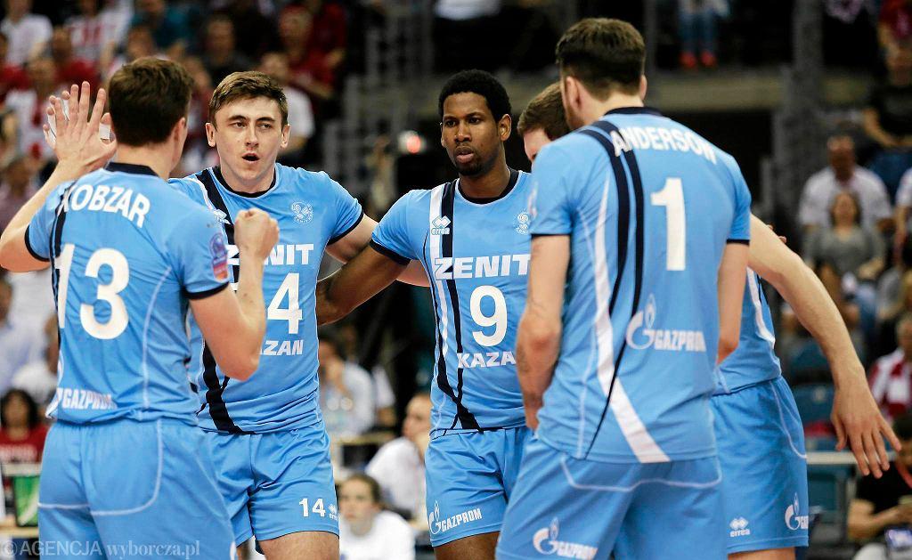 Zenit Kazań zwycięzcą Ligi Mistrzów