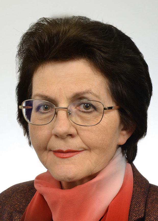 prof. Leokadia Oręziak