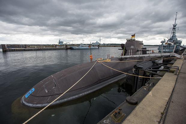 W 2017 roku wszystkie sześć niemieckich okrętów podwodnych było niesprawnych