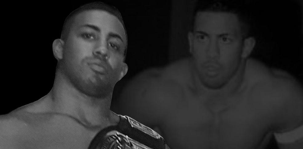 John Bedoya, wrestler, zawodnik MMA oraz WWE. Źródło: Twitter, ROH Wrestling