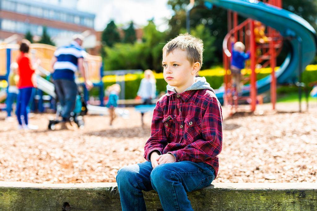 Zespół Aspergera to łagodniejsza forma autyzmu. Zdjęcie ilustracyjne