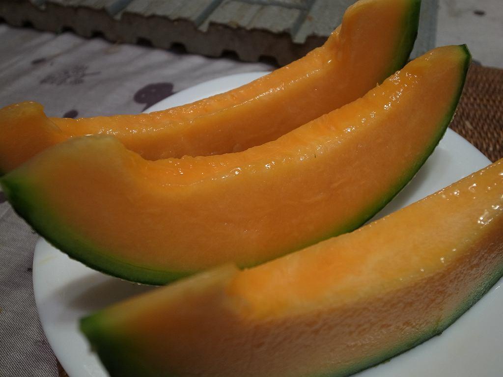 Melon to bogactwo wielu witamin i minerałów.